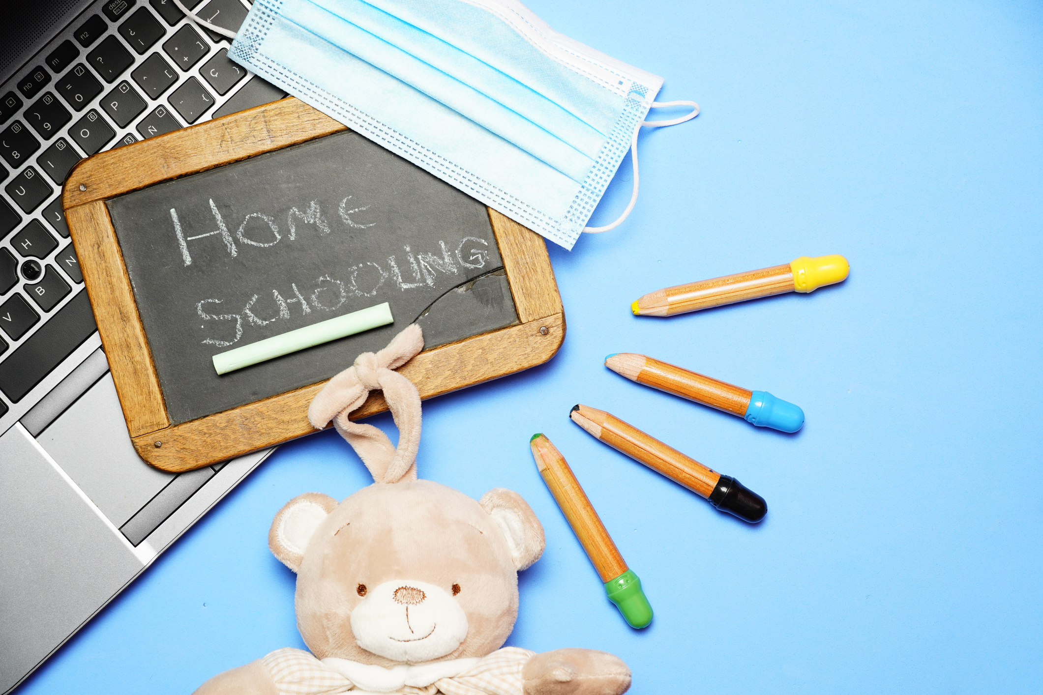 At-home learning Covid